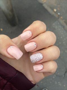 #mynails#nudenails#lovethem#😍