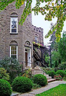 Highland Park - Rochester NY Conservatory, Gardens, Castle, Arboretum
