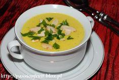 Ziemniaczana zupa krem z curry