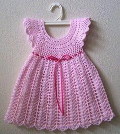 En Yeni Kız Çocuğu Örgü Elbise Modelleri - Harika Örgü Modelleri - El Sanatları ve Hobi Sitesi