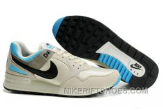 sale retailer fcc75 35b0a 344082 001 Nike Air Pegasus 89 Light Bone Black Vivid Blue Light Taupe  AMFM0260 Authentic BPwZD