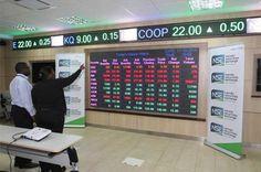 Kenya : Nairobi bourse's top 20 stocks sink to 4-year low as foreigners retreat - Standard Digital News
