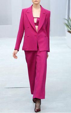 Barbara Casasola Fall/Winter 2014 Trunkshow Look 12 on Moda Operandi