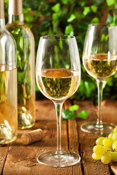 white wine for two...