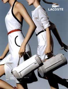 Lacoste Ad Campaign Spring/Summer 2008 Shot #10