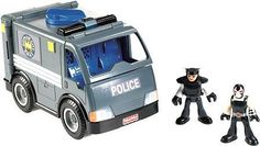 Imaginext DC Super Friends Exclusive Gotham City GCPD Officer, Bane SWAT Vehicle by Fisher-Price Fisher-Price http://www.amazon.com/dp/B008B78GCI/ref=cm_sw_r_pi_dp_bCVivb0AM94H7