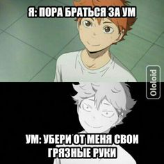- Аниме картинки/ мемы/ косплеи/ анекдоты/ тек… Anime pictures / memes / cosplay / jokes / lyrics / humanization / a … # amreading # books # wattpad - Sarcastic Humor, Funny Jokes, Hello Memes, Anime Pictures, Anime Mems, Russian Memes, Haikyuu Manga, Haikyuu Nishinoya, Manga Anime