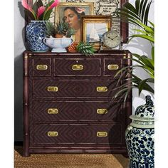 TRADE WINDS CHEST- Stuart Membery Products