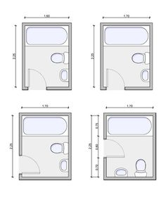 Bathroom Design 5 X 7 marvelous 5x7 bathroom layout #2 tiny bathroom layouts | makeovers