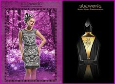 SUE WONG EAU DE PARFUM AWAKENS THE FEMININE GODDESS WITHIN. I am proud to unveil my official SUE WONG fragrance which quintessentially binds all things SUE WONG into one unique Eau de Parfum. #suewongfashion #suewong #Hollywood #fashion #eaudeparfum #parf
