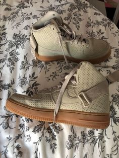 ce7bfdf014d2 Nike Air Force 1s Athletic Shoes Women Size 7  fashion  clothing  shoes