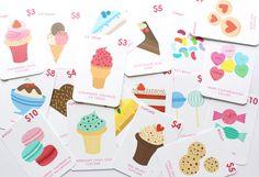 Free Printable: Sweet Shop Kids Game | Mockeri