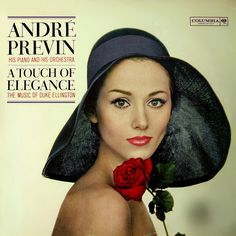 Andre Previn, his Piano and his Orchestra - A Touch of Elegance: The Music of Duke Ellington (1961)