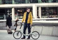 Jivr, uma bike elétrica e sem corrente, perfeita para trajetos urbanos