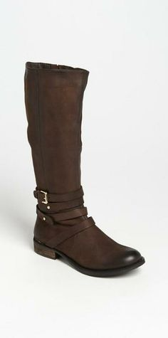 Brown Riding Boots | Steve Madden