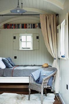 awesome Shepherds Hut Interior Plans for Holidays: 99 Ideas You Should Try [post_link