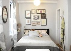 vintage decorating for small bedroom ideas