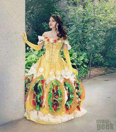 My favorite Disney princess...Taco Belle.