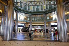 Marunouchi North Exit. Tokyo Station, Street View