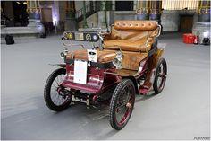 1901 De Dion Bouton Type G