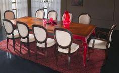 Tavolo in noce Art.SA709 | Sedie e Tavoli  #tavolo #arredamento #classico #tavoliclassici #noce http://www.sedieetavoli.net