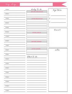 my homekeeping binder kit Hack My Life, Planner Organization, Organizing Life, Family Command Center, Home Binder, Get Your Life, Printable Planner, Free Printables, Homekeeping