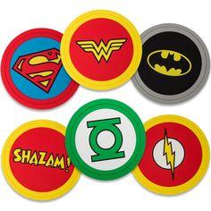 Porta Copos Super-Heróis DC Comics -