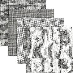Block Print Napkins