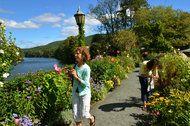 Bridge of Flowers, Shelburne Falls. Driving the Mohawk Trail in Massachusetts - NYTimes.com