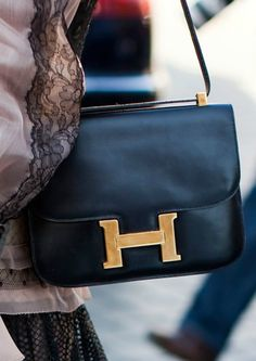 Hermes Constance | designed by Catherine Chaillet, and named it after her daughter.