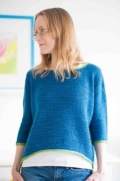 Ravelry: Outlined pattern by Suvi Simola; this is a great shape. #knitindie