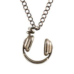 Bassline Necklace Steel, $95, now featured on Fab.