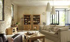 organisation décoration luminaire salon
