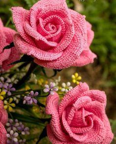 22 Easy Crochet Flowers For Beginners | DIY to Make