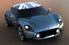 mini boost concept looks like a roided out roadster veers away from brands darling design front tan Mini Coper, Ferrari, Mini S, Car Sketch, Automotive Design, Auto Design, Digital Trends, Love Car, Transportation Design