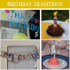 #Birthday #Traditions