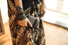 A tribute to Iwan Tirta the BATIK Maestro on Batik day 2012.Hard and soft …