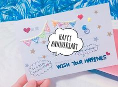 wedding card 地元の先輩の結婚式ー ん、先輩?なの?かな?笑 . . 初めての紙刺繍、文字がちょっと不格好だけどそれもまたご愛嬌って事で❤️ . んー、楽しみっ . #招待状 #招待状アート #結婚式 #紙刺繍 #返信 #wedding #楽しみ