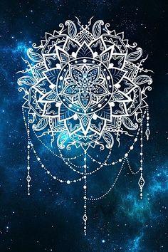 Mandala, galáxia