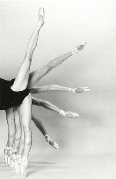 pointe ballet ♥