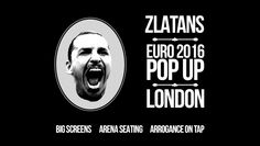 Taking over Infernos nightclub in Clapham is Zlatans Euro 2016 pop up. Never miss a bit of action from the games as they'll be massive HD screens, terrace and arena seating, and an electric atmosphere. This event is ticket only, so make sure you grab yours early.
