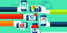 ¿Qué son las aplicaciones móviles?¿Qué necesito para descargar y usar una aplicación?¿Por qué hay algunas aplicaciones gratuitas? te respondemos