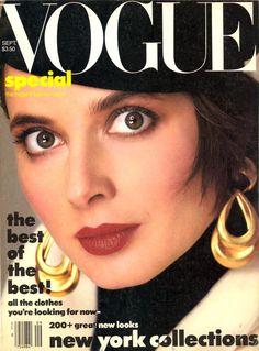 Isabella Rossellini by Richard Avedon Vogue US September 1985