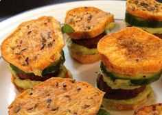Sweet Potato Sliders – Recipe Of The Week | Reboot With Joe