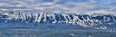 Purcells in Winter 2 Pic Pano Rocky Mountains, Worlds Largest, Deviantart, Winter, Artist, Photography, Outdoor, Design, Winter Time