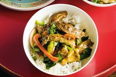 A quick-flash Asian stir-fry dish that delivers maximum flavour with minimum fuss. Also perfect as a mid-week meal.
