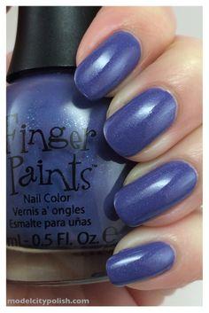 Finger Paints Grape Gumball