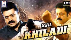 Asli Khiladi  - South Indian Super Dubbed Action Film - Latest HD Movie ... New Hindi Movie, Hindi Movies, Action Film, Action Movies, South Film, Be With You Movie, Charity Organizations, Movies To Watch Free