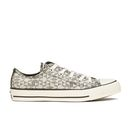 Converse Women's Chuck Taylor All Star Raffia Weave Ox Trainers - Parchment/Converse Natural - UK 4