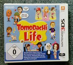 Tomodachi Life (Nintendo 3DS, 2014) **neuwertig *